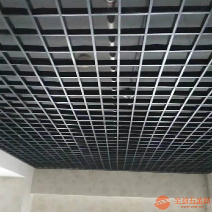 河北豪亚格栅0.3MM格栅、批发机场、地铁等铝格栅吊顶