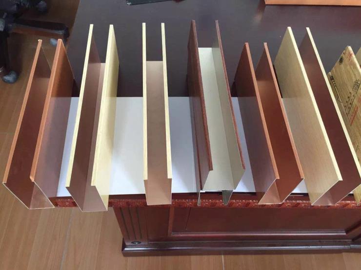 河北厂家定制喷涂铝方通尺寸、规格