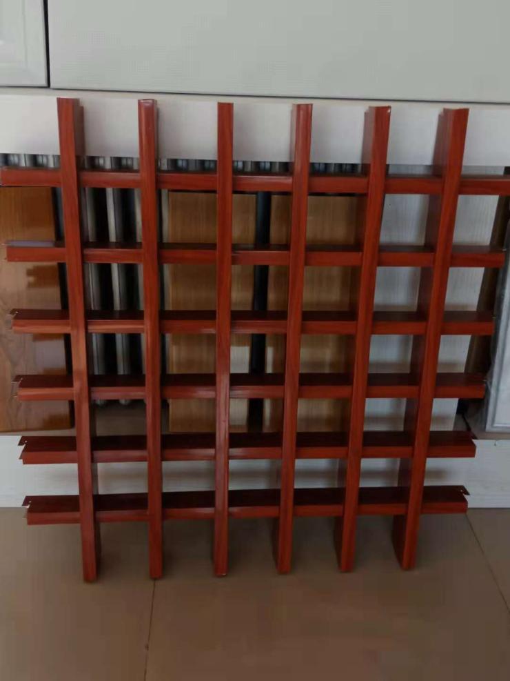 铝格栅吊顶, 铝格珊吊顶装饰,40*150*0.4铝格栅生产厂家