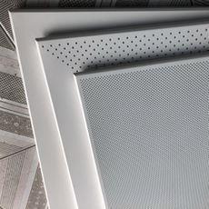 铝扣板规格参数,豪亚铝扣板,600铝方板报价