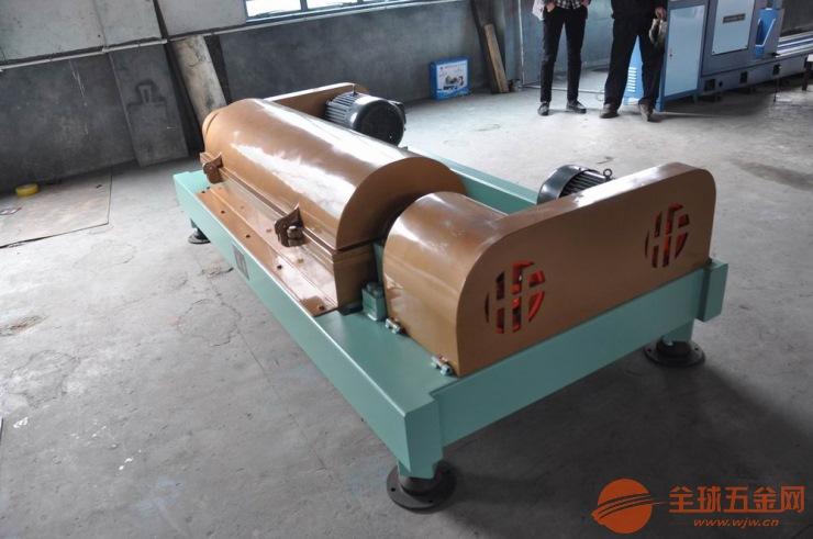 天津陶瓷污水处理设备污泥脱水机LWY550系列报价