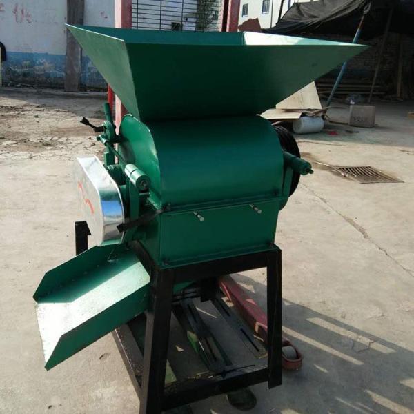 粮食加工专用大豆挤扁机