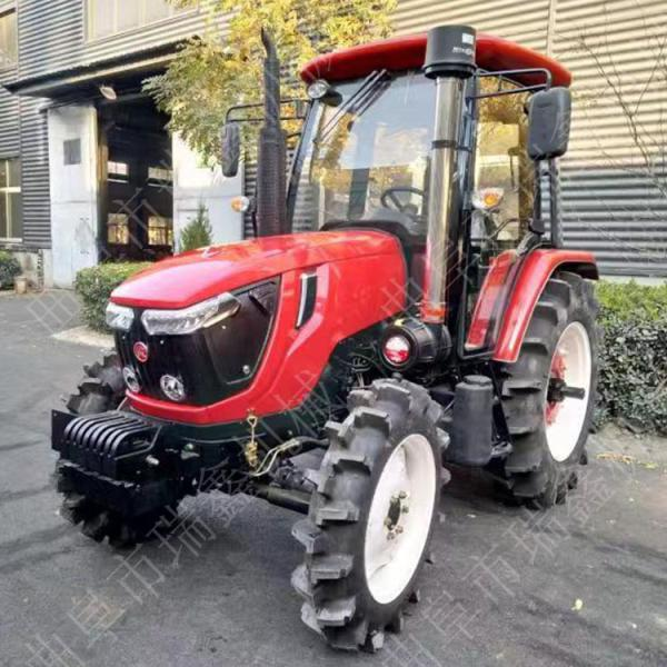 504四轮拖拉机多少钱