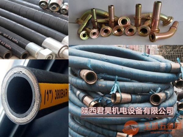 液压胶管加工 高压钢编管 水泥砂浆专用管