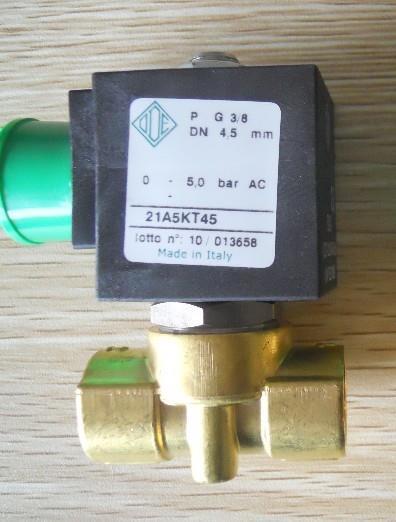 ODE电磁阀21A2KR30常闭直动式实力货源