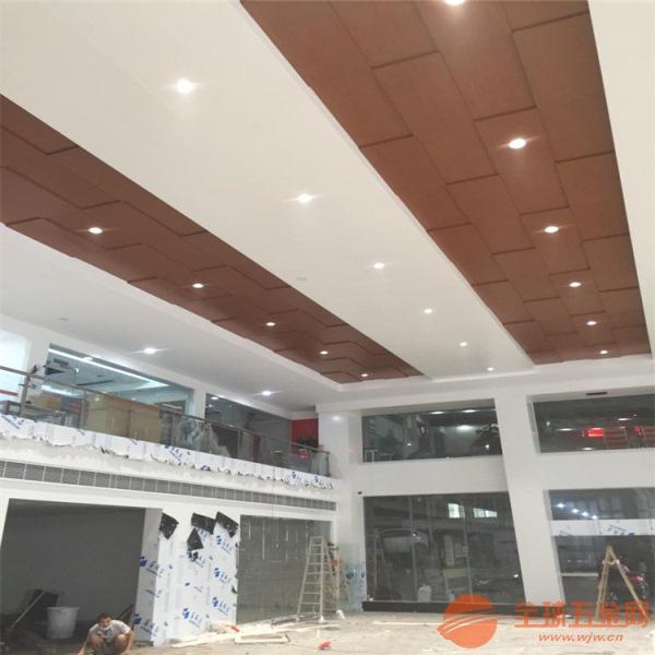 广汽本田4S店展厅金属铝板吊顶厂家定制直销