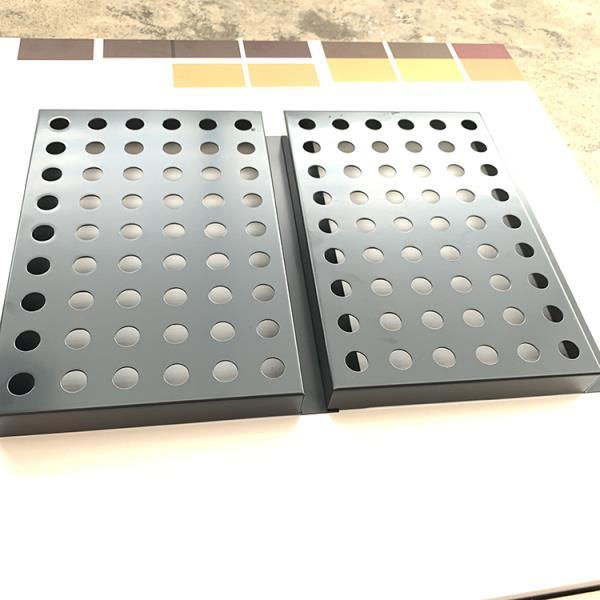广汽传祺银灰色冲孔装饰材料厂家直供