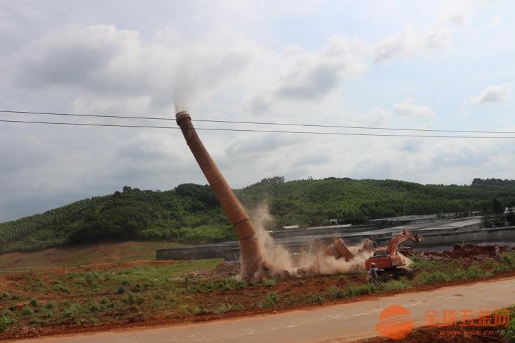 伊春人工拆除烟囱在亚博能安全取款吗——叮咚