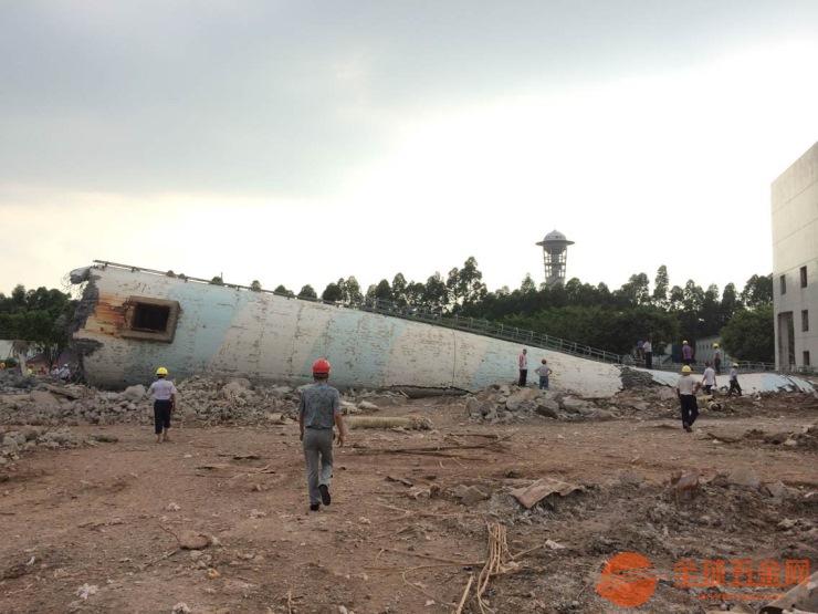 黄山烟囱人工拆除在亚博能安全取款吗——快讯