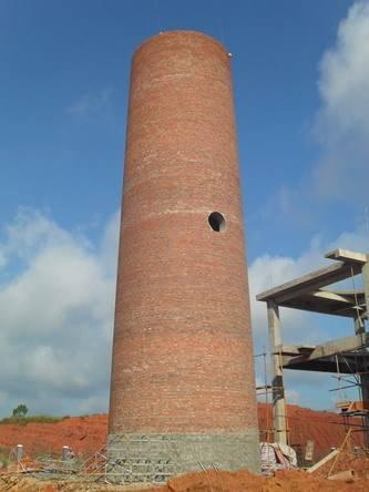 自贡锅炉烟囱机械拆除怎么收费