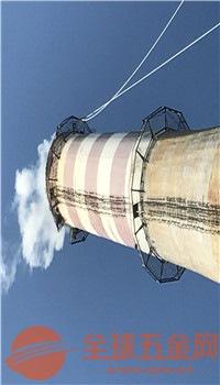 驻马店烟囱美化公司-专业烟囱刷油漆施工