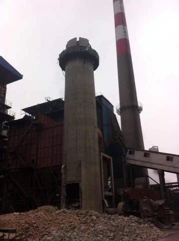 兰州水泥烟囱拆除价格