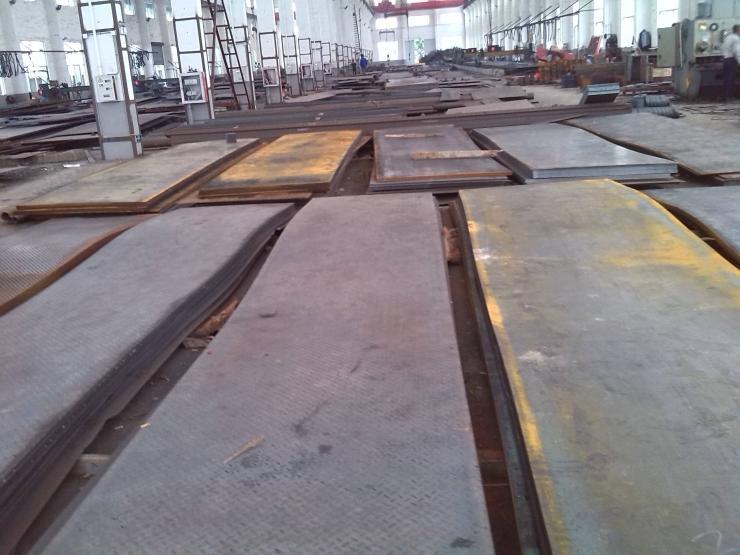 鹤壁09MnNiDR容器板现货充足-新余产09MnNiDR容器钢板