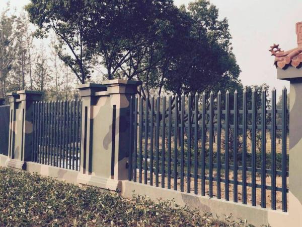 台州临海围墙护栏图片