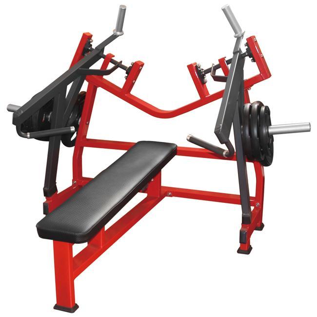 瑞利达健身器材东北分公司HS-1007卧式推胸机