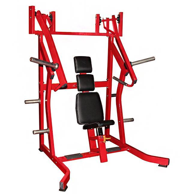 瑞利达健身器材东北分公司HS-1008上斜推胸机