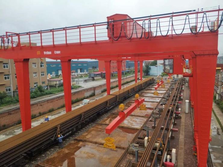 新闻:洛江区桥式起重机