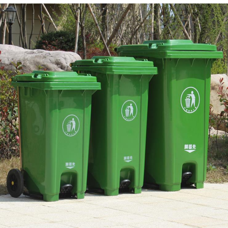 洪山区挂车垃圾桶厂家