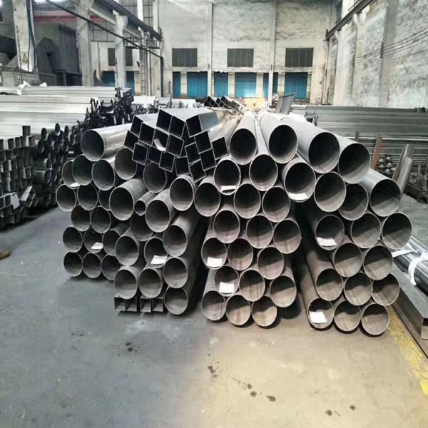 涵江区304不锈钢薄壁水管DN100*2.0mm质量保证