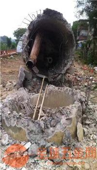 滨州专业拆烟囱公司欢迎您