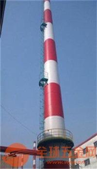 池州烟囱美化公司-专业烟囱刷油漆施工