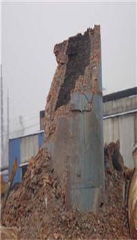 拆除60米砖烟囱价格欢迎您