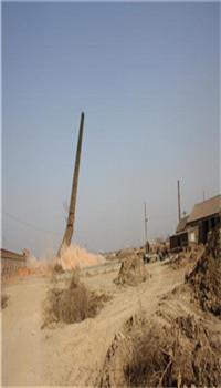 潍坊烟囱爆破拆除施工单位欢迎您