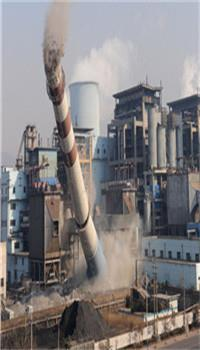 铜川烟囱爆破拆除公司欢迎您