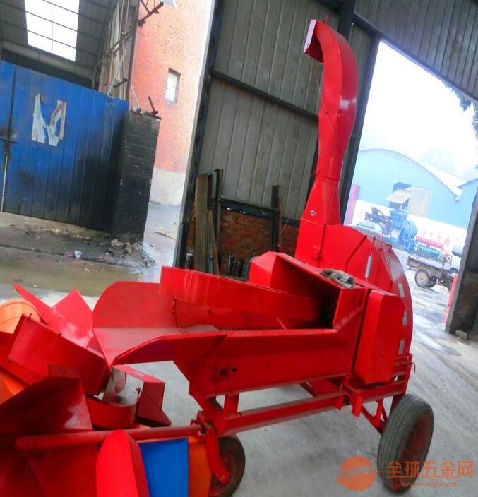 小型铡草机玉米杆铡草机家用型铡草机