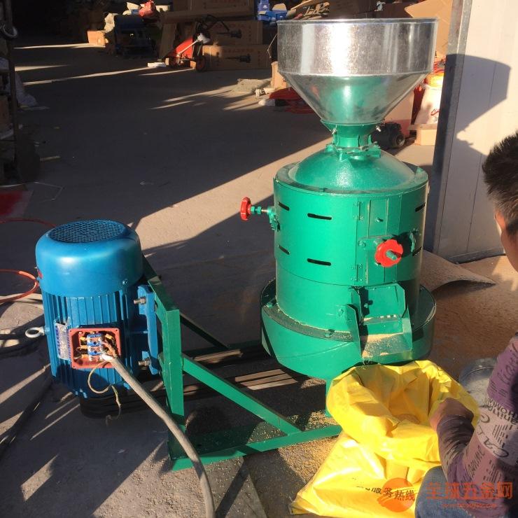 供应小型碾米机家用碾米机价格稻谷碾米机