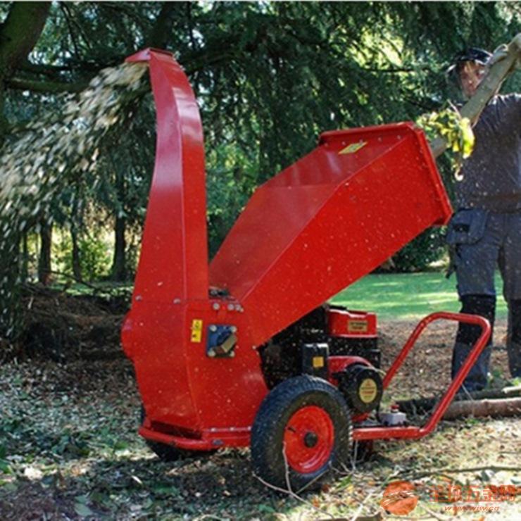 树枝粉碎机 秸秆粉碎机 小草粉碎机