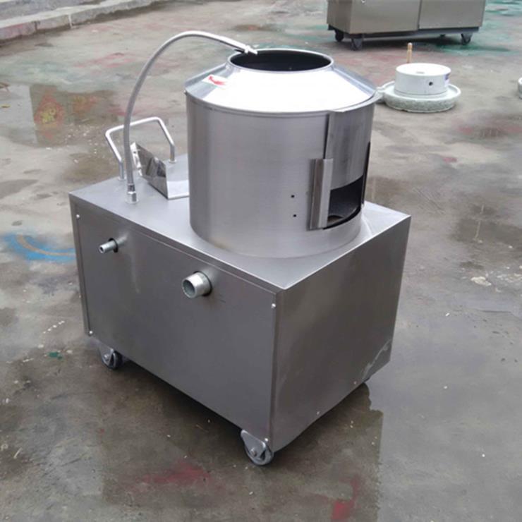 炊事设备 洋芋马铃薯土豆去皮机 新款土豆去皮机