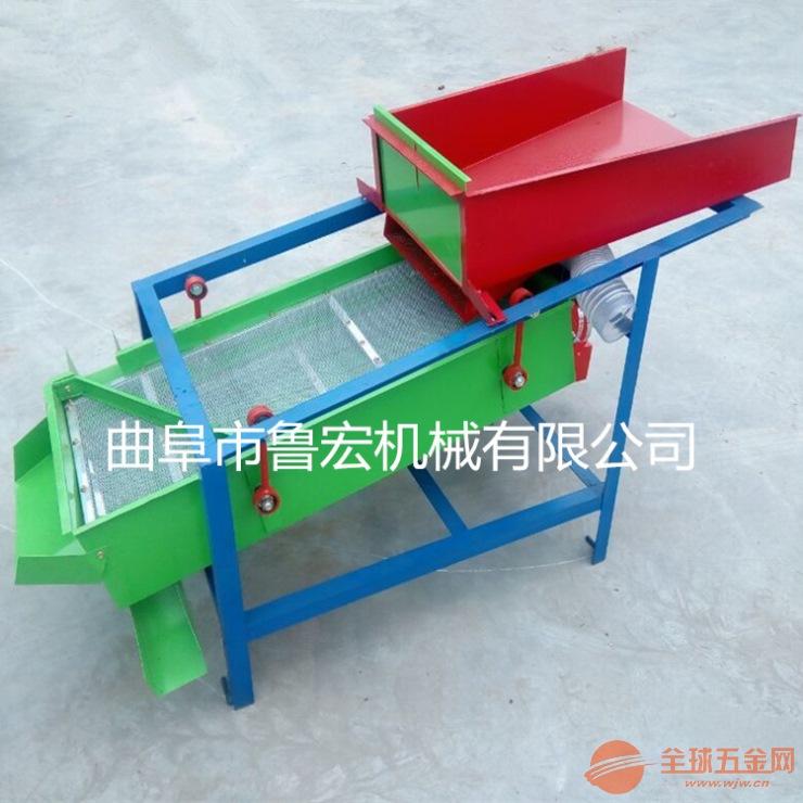 河北家用粮食筛选机 自动化清粮机 大豆玉米除杂机