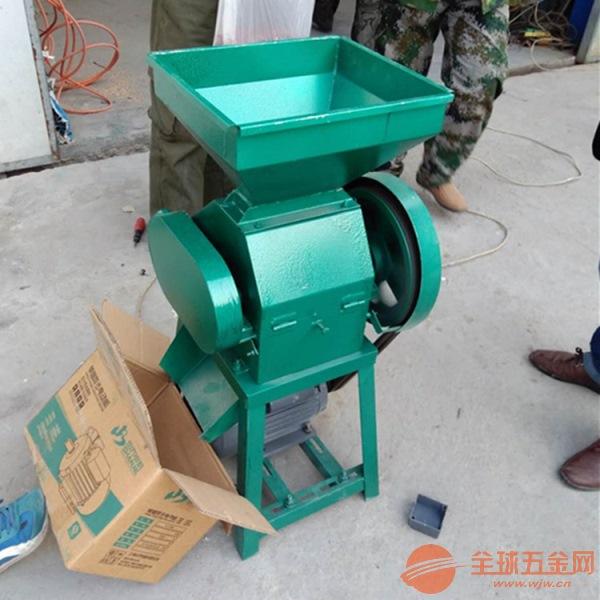 五谷杂粮电动挤扁机小型家用多功能豆扁机