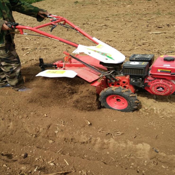 手扶式柴油汽油便捷式旋耕机