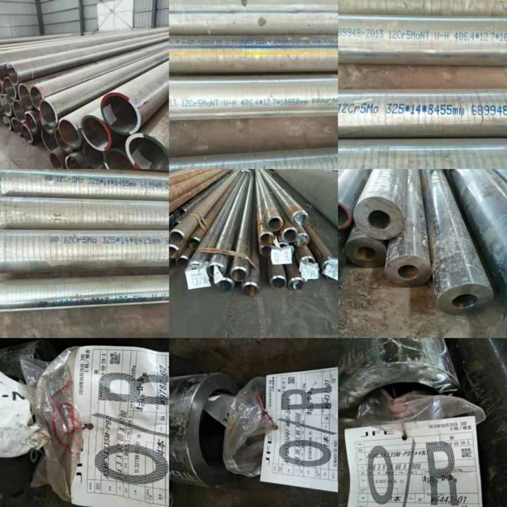 好消息铜川ASTM/A335P5合金钢管报价大全