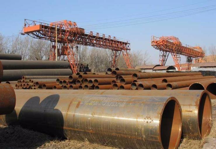 好消息克拉玛依A283D焊接钢管保质保量