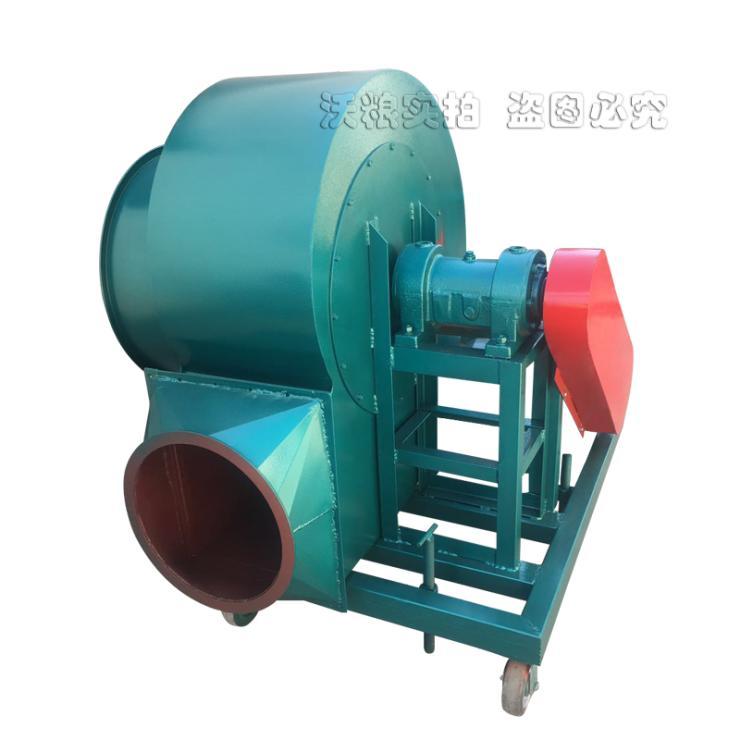 4-72粮用移动离心风机 离心风机 移动式粮食专用机械