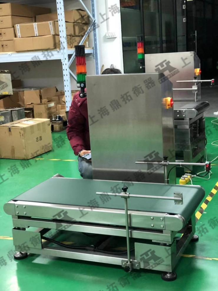 流水线检重剔除机,生产线重量分拣机