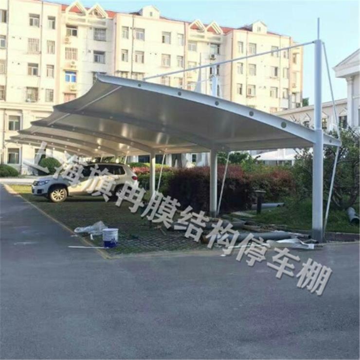 江蘇省揚州市太陽膜車棚膜質量好
