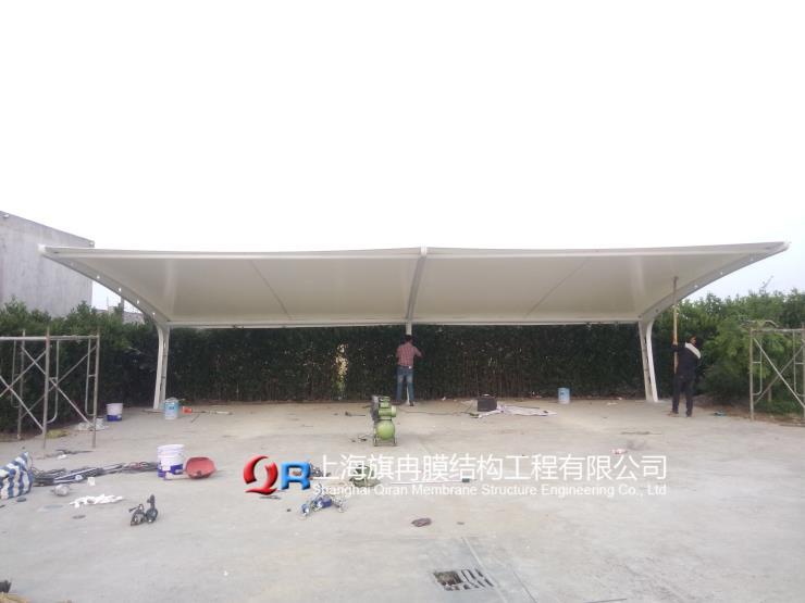 安徽省淮南市厂区汽车棚停车棚报价厂家价格