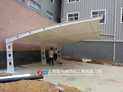 河南省开封市自行车棚制作质量效果好