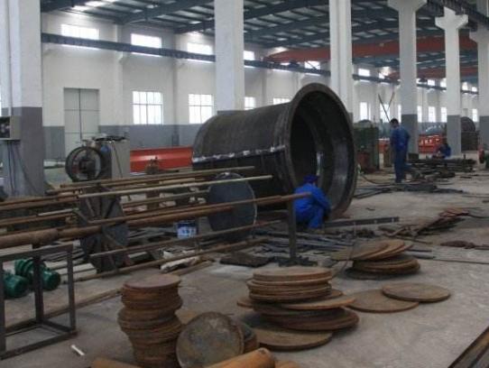 焊接结构件 机械加工 非标设备
