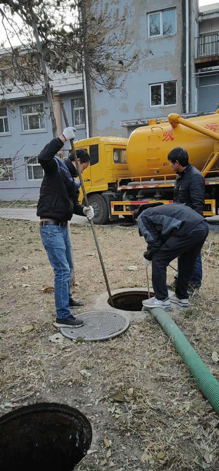 滨海新区新城镇淤泥池清底不通不收费