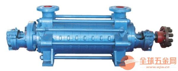 广西平果县D12-25X3【3段】托架式离心泵温度低于80℃的清水