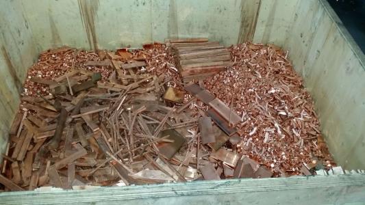 中山廢鋁上門回收秦德意廢品打包廠