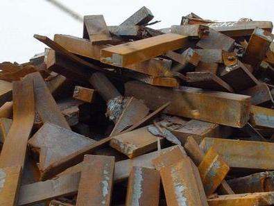 增城廢模具鐵哪里回收秦德意廢品打包廠