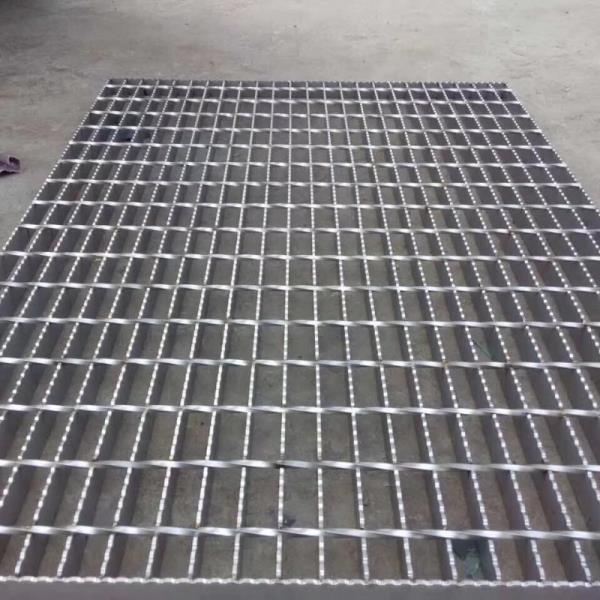【热镀锌钢格板】供应热镀锌钢格栅板、踏步板