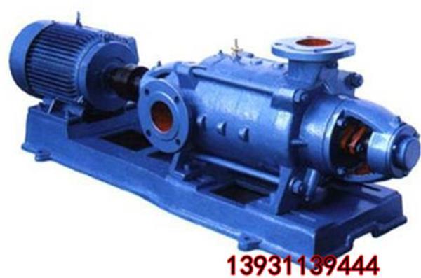 西工MD46-30*9压力泵串量 多级泵