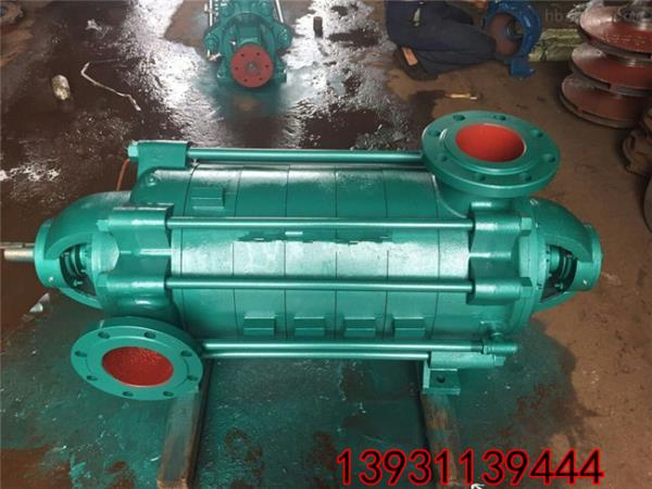 平度市MD280-43*6空调增压泵多级泵的装配